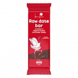 Raw date bar_cranberry