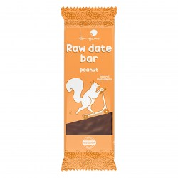 Raw date bar_peanut